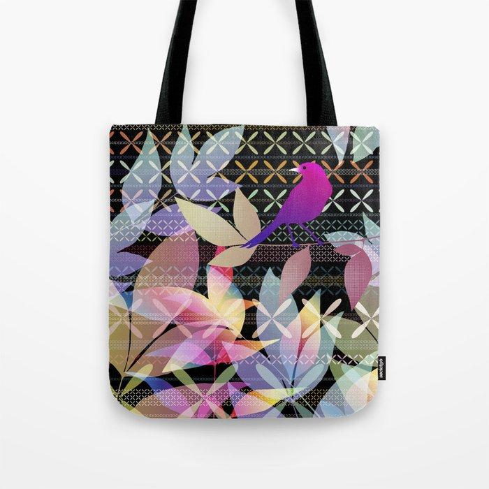Garden Music Tote Bag