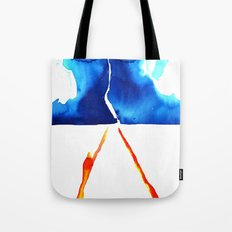 Marty, we have to go back! Tote Bag