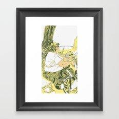 Waiting #1 Framed Art Print