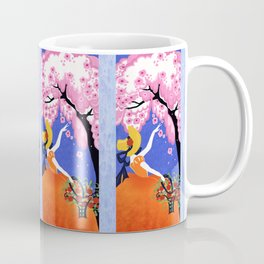 A Southern Belle In The Garden Coffee Mug