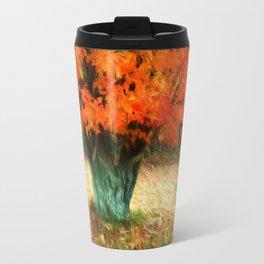 Van Gogh Autumn Travel Mug