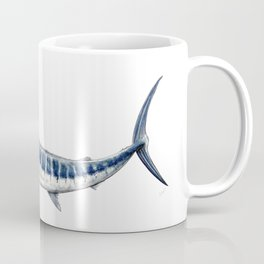 Blue Marlin (Makaira nigricans) Coffee Mug