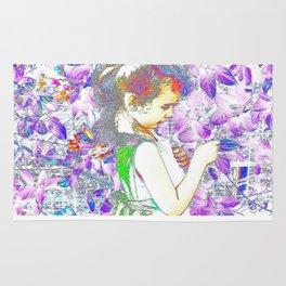 The Gardeness. © J&S Montague. Rug