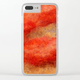 Kiss Clear iPhone Case