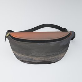 Summer Waves Fanny Pack