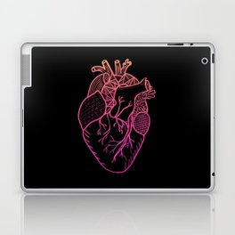 Designer Heart Colors Laptop & iPad Skin