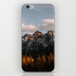 Yosemite Granite Cliffs iPhone Skin