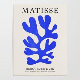Electrik: Matisse Color Series III   Mid-Century Edition Poster
