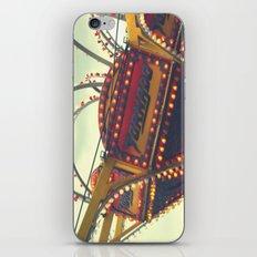 Vintage Carnival ~ The Tornado iPhone & iPod Skin