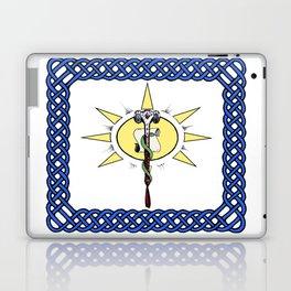 The Paladin Laptop & iPad Skin