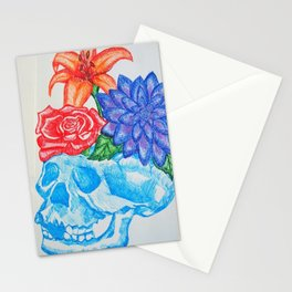 Strange and Beautiful  Stationery Cards