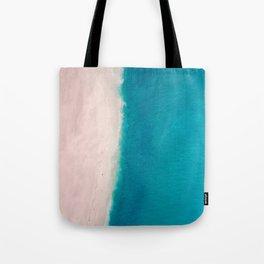 Beach + Sea Tote Bag