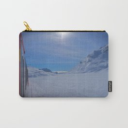 Swiss Alps. Carry-All Pouch