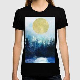 Winter Night 3 T-shirt