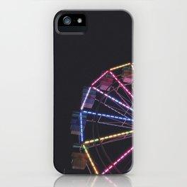 Iowa State Fair 2018 - Ferris Wheel iPhone Case