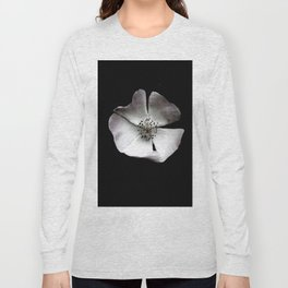 A delicate and sheer rosehip. Long Sleeve T-shirt