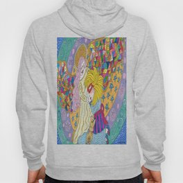 My Angel Comforts Me In My Dreams Hoody