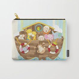 Baby Noah Ark Carry-All Pouch