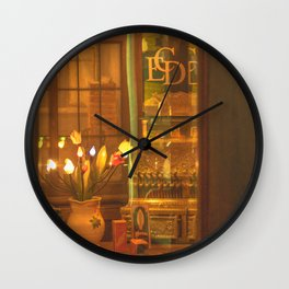 Days Gone By. Wall Clock