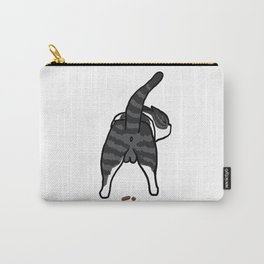 CAT SHIT Carry-All Pouch