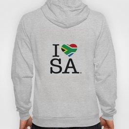 I LOVE SOUTH AFRICA Hoody