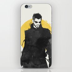 Mankind Divided iPhone & iPod Skin