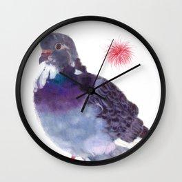 Hip Pidge Wall Clock