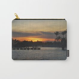 Sentosa Sunset Carry-All Pouch