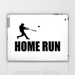 home run baseball sports hobby Laptop & iPad Skin