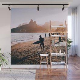 Rio de Janeiro (AquaChara) Wall Mural
