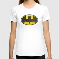 bat man T-shirts featuring Bat man by S.Levis
