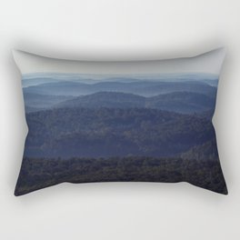 Bald Rock Rectangular Pillow