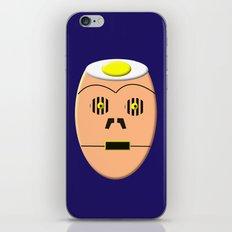 Eggy 3PO iPhone & iPod Skin