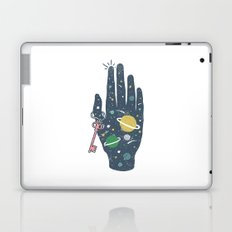 The Secret of Space Laptop & iPad Skin