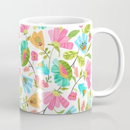Cut Flowers Coffee Mug
