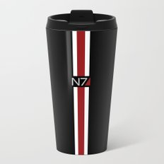 Mass Effect | Commander Shepard  Travel Mug