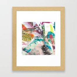 Florish 1 Framed Art Print