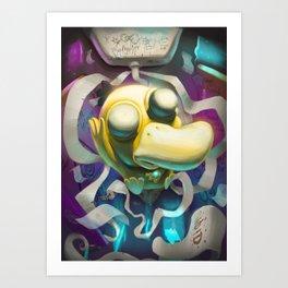 Rare Candy Epidemic Art Print