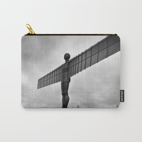 Angel of the North, Newcastle, England. Carry-All Pouch