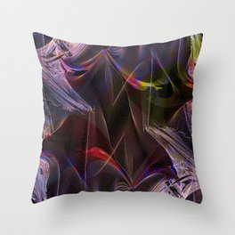 wonder over night Throw Pillow