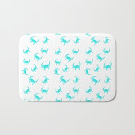 For the Love of Blue Crabs Bath Mat