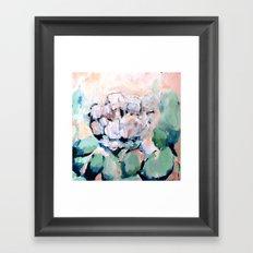 F.O.M.O Framed Art Print