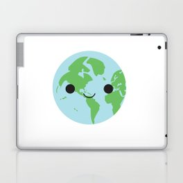 Happy Earth Laptop & iPad Skin