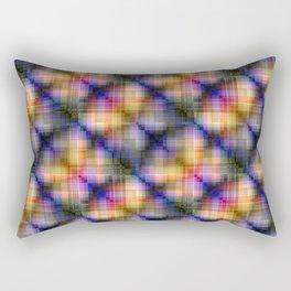 Multi-colored  pattern .2 Rectangular Pillow