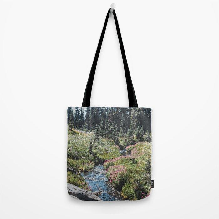 Garibaldi Provincial Park Tote Bag