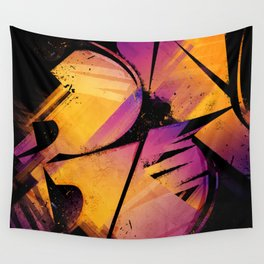B--Abstract Wall Tapestry