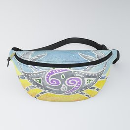 Zodiac Collection: Cancer Fanny Pack
