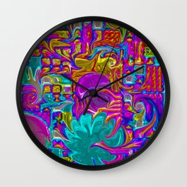 JUST FOR FUN Wall Clock