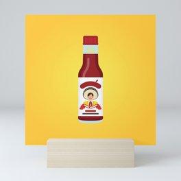 Tapatío Hot Sauce Mini Art Print