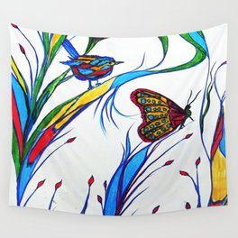 Sweet Nature Wall Tapestry